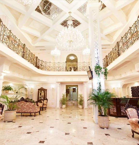 Hotel in Odessa