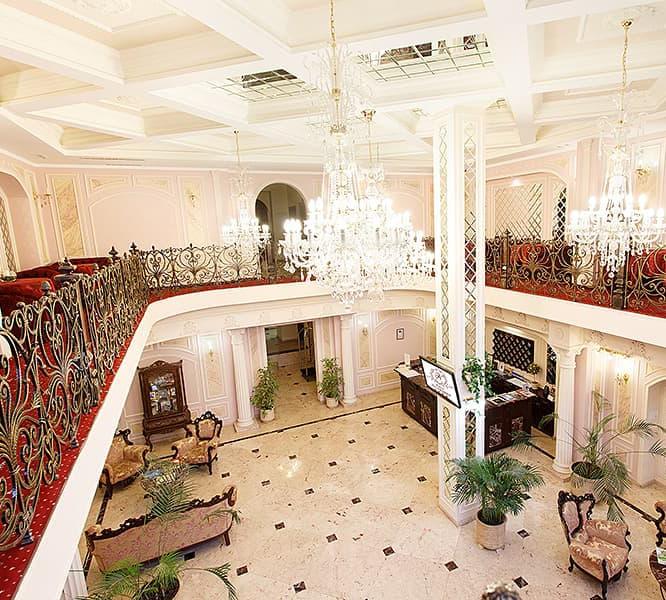 Hotel in Odessa center