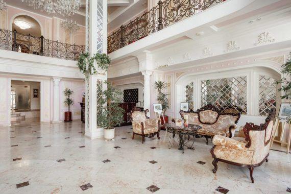 Отель в центре Одессы